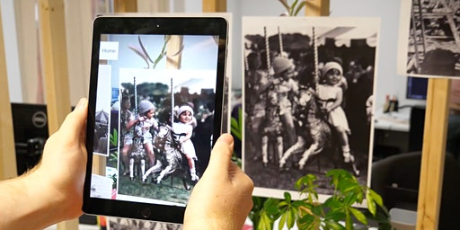 Mitcham VR Festival | All the Fun of the Fair (AR installation)