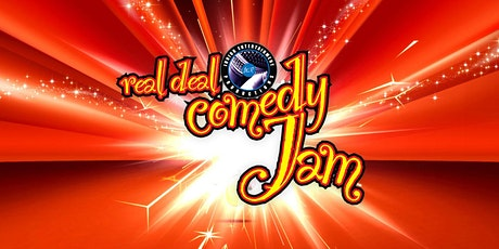 Real Deal Comedy Jam Easter Special Nottingham tickets