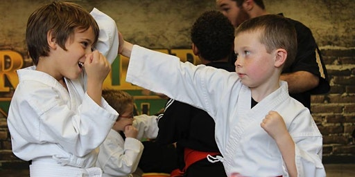 *** Attn Parents **** FREE Intro to Martial Arts Workshop for KIDS Ages 5-12