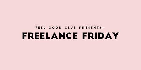 Freelance Friday's tickets