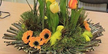 Spring Flower/Floral Arrangement - Floristry Workshop tickets