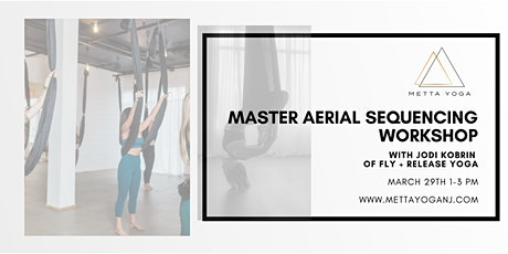 Master Aerial Sequencing Workshop tickets