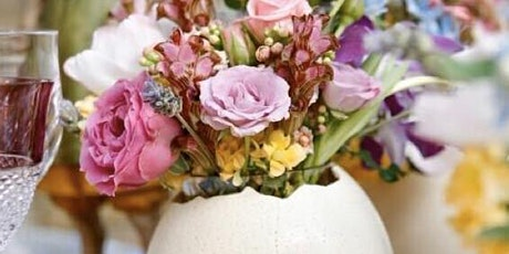 Tues 31st March - Egg Design Or Easter Wreath - Tastebuds, Whalley tickets