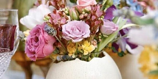 Tues 31st March - Egg Design Or Easter Wreath - Tastebuds, Whalley