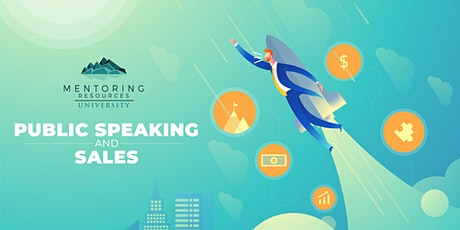 Public Speaking and Sales biglietti