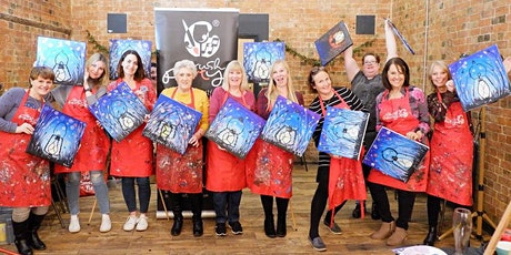 This Little Light of Mine Brush Party - Bristol Harbourside tickets