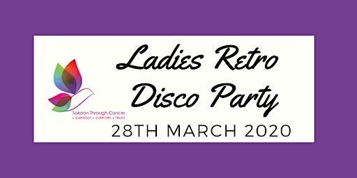 Ladies Retro Disco Party