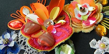 Fantasy Floral Textiles tickets