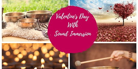 Valentine's Day with Sound Immersion tickets