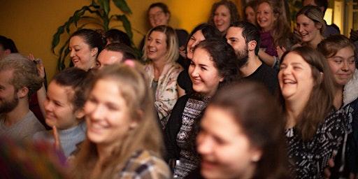 The Hague English Comedy Night