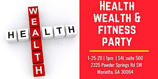 Health & Wealth 2020 Jumpstart Event