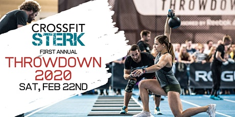 CrossFit Sterk Throwdown 2020 tickets