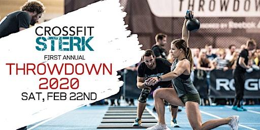 CrossFit Sterk Throwdown 2020