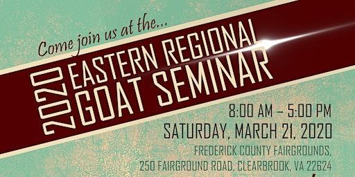 Eastern Regional Goat Seminar