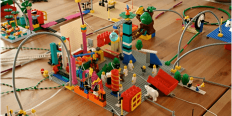 Formation au feedback : Méthode  Lego® Seriousplay®  LYON - 2 & 3 Avril 20 billets