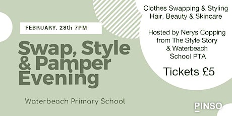 Swap & Style Event tickets
