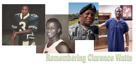Honoring Sgt. Clarence Watts tickets