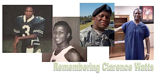 Honoring Sgt. Clarence Watts