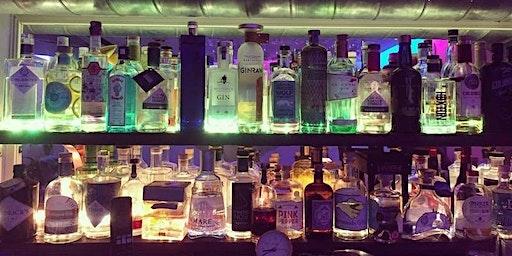 Gin Tasting at Ginjams