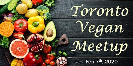 Toronto Vegan Drinks tickets