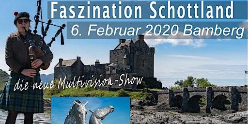 Faszination Schottland - die neue Multivision-Show von und mit Marco Kister