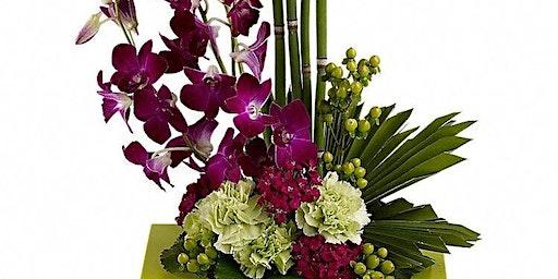 Flower Arrangement workshop(floristry course)