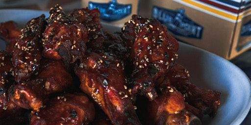 Blue Point Super Bowl Wing Orders