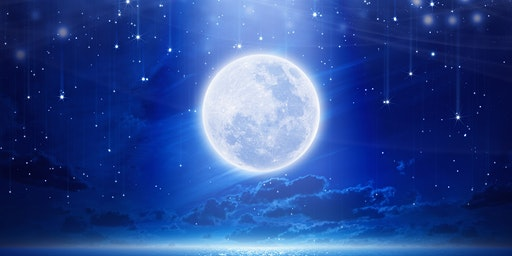 Full Moon Goodess Call