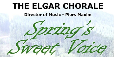 'Spring's Sweet Voice' tickets