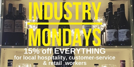 Industry Mondays! tickets