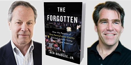 Harvard Press Speaker Series: Ben Bradlee, Jr.  with Charlie Sennott tickets