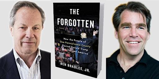 Harvard Press Speaker Series: Ben Bradlee, Jr.  with Charlie Sennott