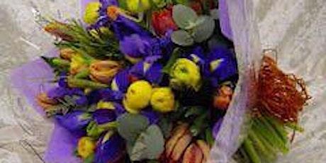 Spring floral Hand Tied workshop tickets
