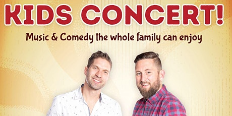 Kids Concert with the Dad Joke Duo tickets