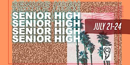 RC Students Sr High Summer Camp  - CYC 2020