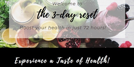 5 Steps to take your health and wellness to the next level! tickets