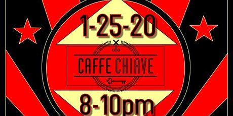 John Rybak + Friends at Caffe Chiave tickets