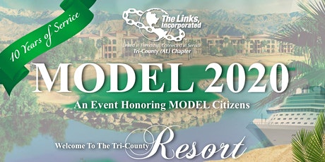 MODEL 2020: An Event Honoring Model Citizens tickets