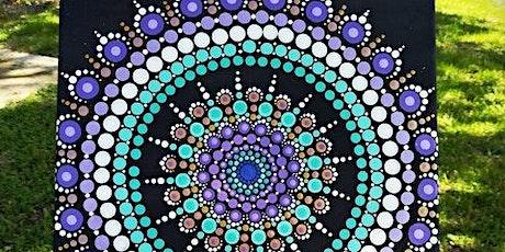 Mandala Dot Painting Class tickets