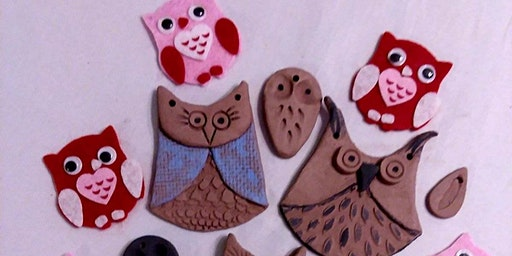 Kids Clay Sunday at Hop: Owl Always Love You