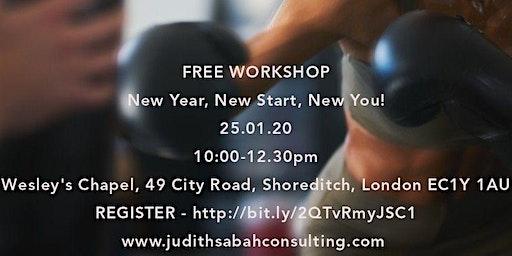 Unleash Your Potential - Career goals workshop