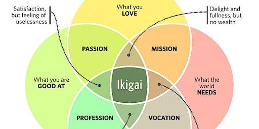 Explore your Purpose - Introducing Ikigai