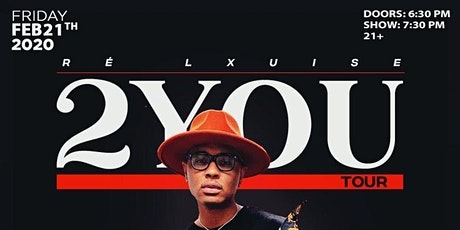 Re' Lxuise 2YOU Tour DC Donnell Music tickets