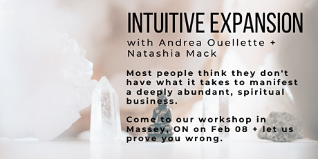 Intuitive Expansion - The Spiritual Small Business Workshop tickets