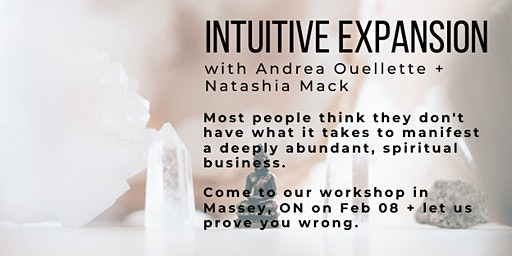 Intuitive Expansion - The Spiritual Small Business Workshop