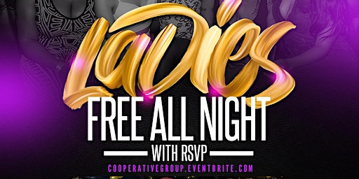 Ladies Night Every Friday at Park Avenue