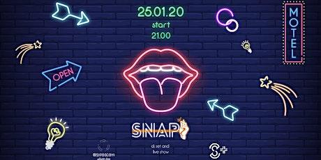 Zito&Bevi by SNAP @Slash+ 25/01 biglietti