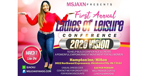 Ladies Of Leisure 2020 Vision