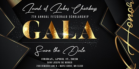 7th Annual Fitzgerald Scholarship Gala tickets
