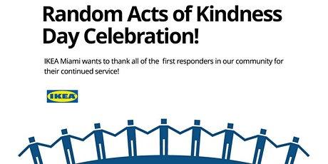 Random Acts of Kindness Day tickets